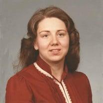 Barbara (Bobbie) Ann Bagby