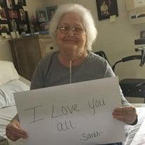 Sarah Lou Allen