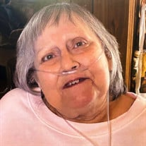 """Patricia """"Patti"""" L. Hawkins"""