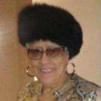Mrs. Bettie Brown Sanders