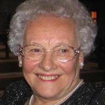 Blanche I. Bucci