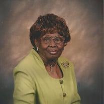 Mrs. Grace Katherine Morrow
