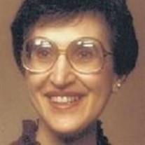 Josephine O'Brien