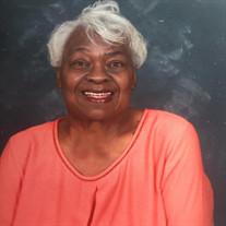 Mrs. Addie Ruth Portis