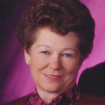 Velma Jean Hammond