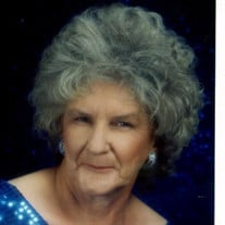 Mrs Connie Mae Evans Barfield