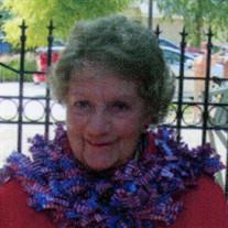 """Marilynne """"Mari"""" Janet Nystrom"""