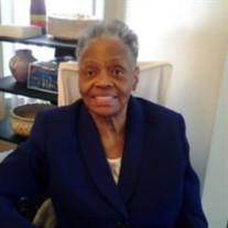 Mrs. Eloise Letha Dixon