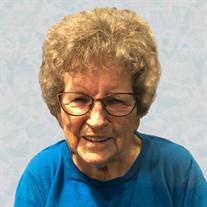 Betty Jean McClimans Garcia
