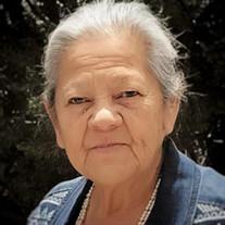 Betty Ann Chavez Meeks