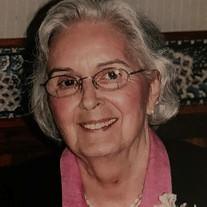 Harriet Ruth Plumstead
