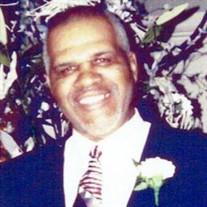 Bishop Robert Edward Milton