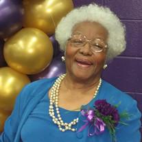 Ms. Pauline Yvonne Brooks