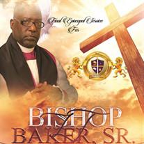 Bishop L T Baker Sr