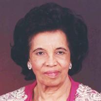 Mrs. Ruby Irene McWilliams