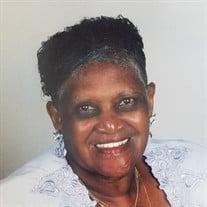 Mrs. Martha Gertrude Beulah Simmons Gadsden