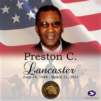 Mr. Preston C. Lancaster