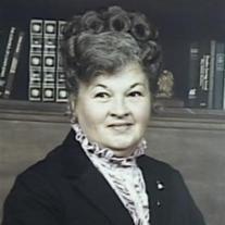 Anna Ruth Miller
