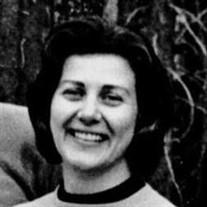 Gloria M. Ferguson