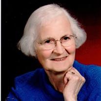 Bessie Violet Hodson