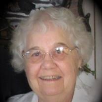 Pauline Evelyn Freeman