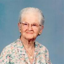Martha M. Rollins
