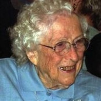 Hazel Clara Bernhard