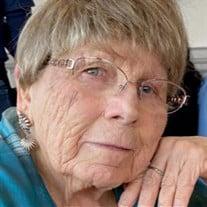 Betty Ann Dixon Johnston