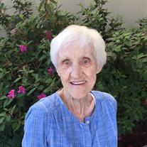 Frances Jean Stout