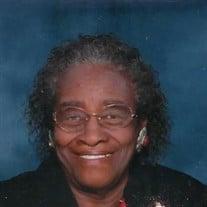Ms. Nellie Rhodes Brown Jones