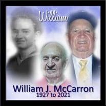 William J. McCarron