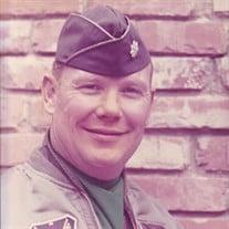 Retired Air Force Col. Floyd Douglas Wood Sr.
