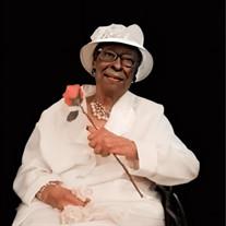 Mrs. Clara M Williams