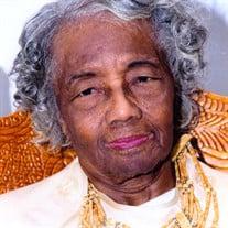 Mrs. Juanita McClendon Ford