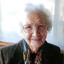 Edna Violet Griffis