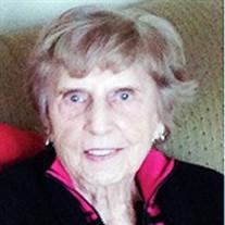 Margaret Mary Falldin