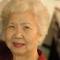 Mrs. Toshiko Shumock Pigford