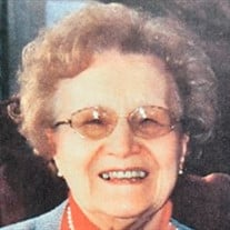 Anne Bertha Straub