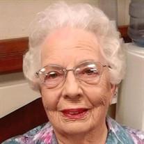Mrs. Joy Evelyn Rose