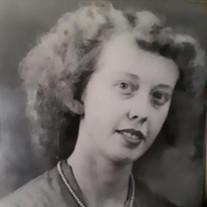 Alma Oleta Keister
