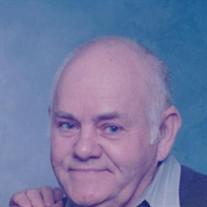 """Mr. William Monford """"Bud"""" Clack"""