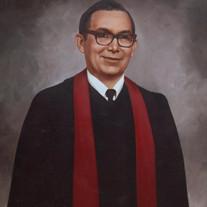 Rev. Cleveland Strange Duke, Jr.