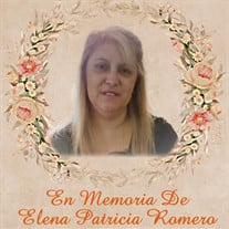 Elena Patricia Romero