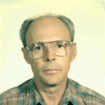 James Bruce Barber