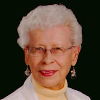 Gladys M. Crawshaw