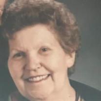 Margaret Agnes Bishop