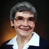 Janet Louise Hodgkin