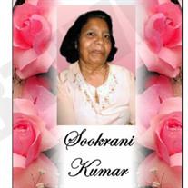 Ms. Sookranie Kumar