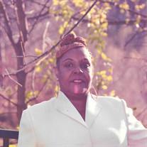 Mrs. Annie Mae Lowery