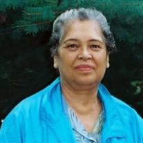 Anita Louise Mililani Jones